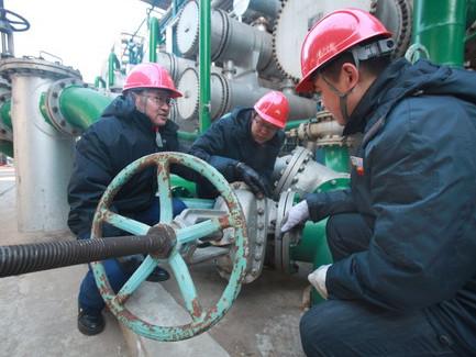 [图]大庆石化化工一厂确保装置低温安全运行