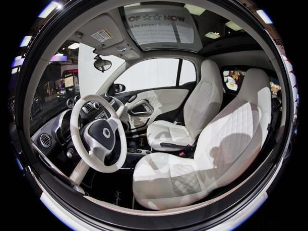 [图]第41届加拿大国际汽车展在多伦多拉开帷幕