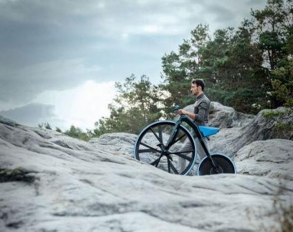 自行车采用发泡热塑性聚氨酯车轮设计