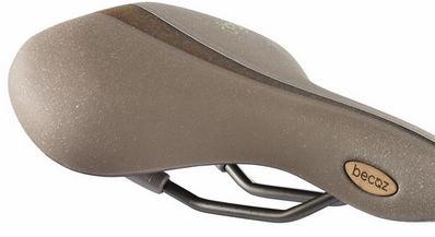 自行车坐垫Becoz:更环保 更少石化材料