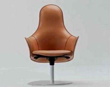 意大利家具设计聚氨酯扶手椅