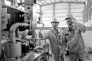 [图]长岭炼化联合检验装置关键设备