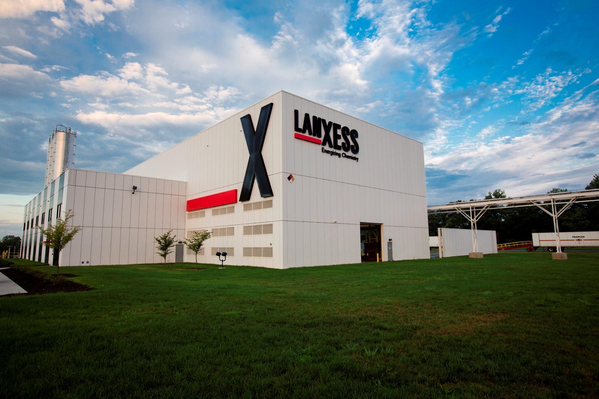 朗盛美国高科技塑料生产厂扩产