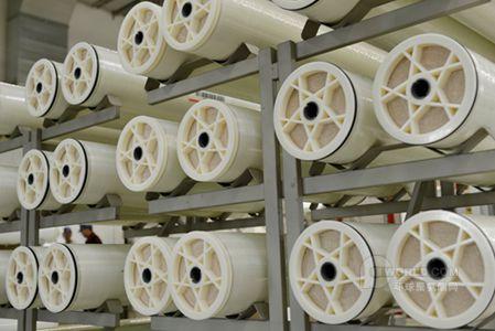 朗盛携全系列反渗透膜产品亮相中国国际膜与水处理技术展