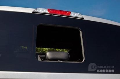 福特采用麦格纳的新型无缝后窗