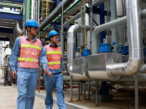 [图]上海石化渣油加氢装置低分气干燥系统投用
