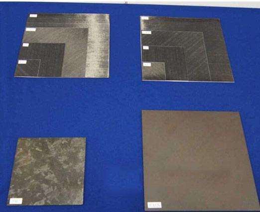 [图]日本东丽开发出一款新型的碳纤维树脂含浸片材