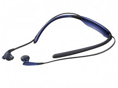 [图]三星软质聚氨酯制成颈带Level U耳机