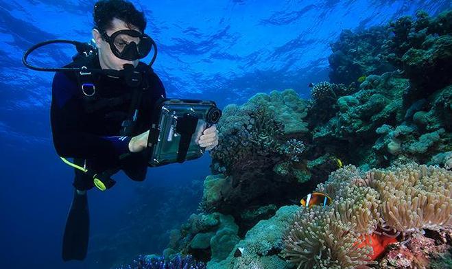 [图]iDive聚醚聚氨酯iPad保护壳深海使用