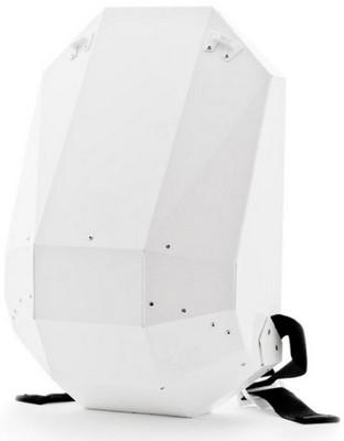 [图]Solid Gray硬壳双肩包采用EPDM泡沫