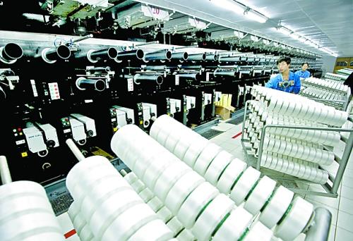 氨纶行业进入结构调整期 新乡化纤新项目投产