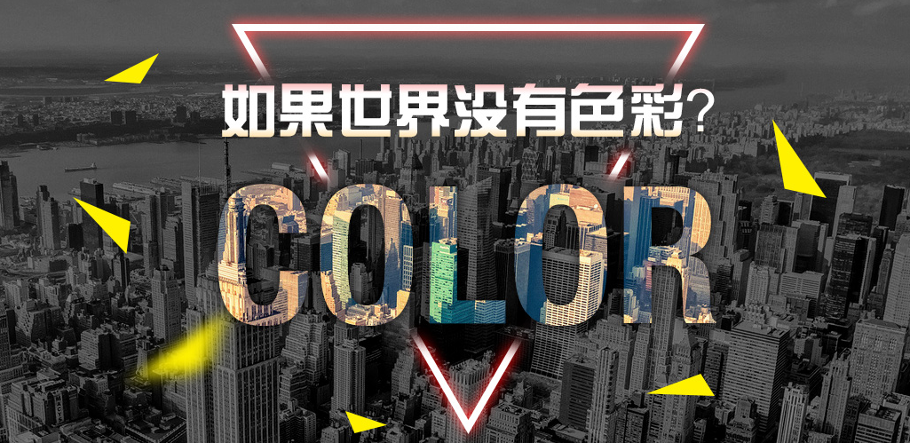 【专题】如果世界没有色彩?