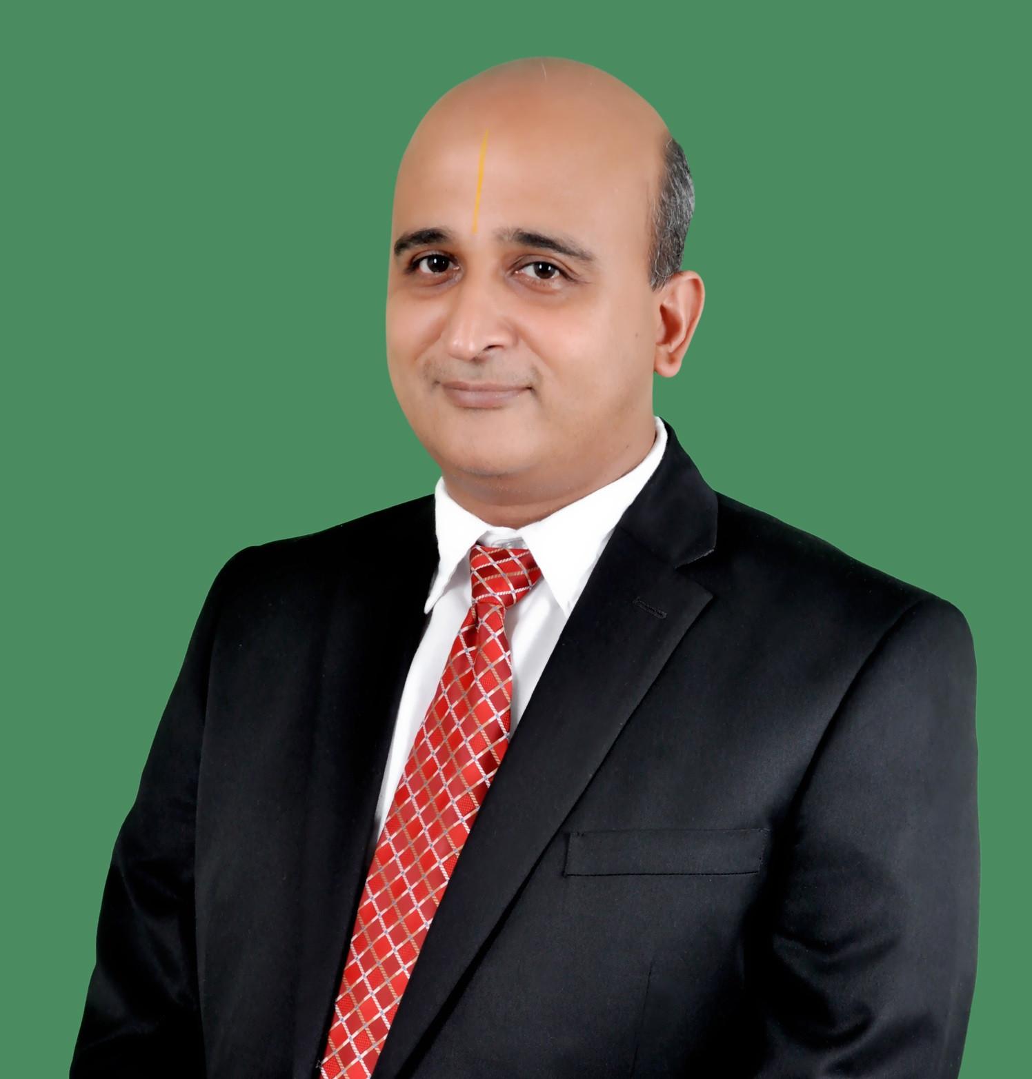 专访印度聚氨酯协会副会长 Dr. Mahesh