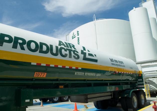 空气化工建议改变美国法律以稳定世界氦气市场