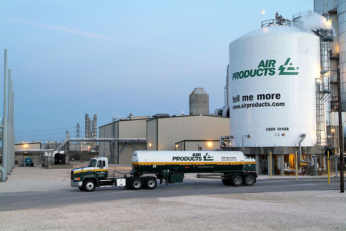 空气产品公司在广东赢得全球领先制造商授予的第二份长期氧氮供应合同