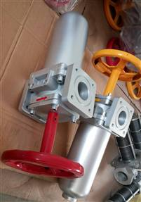 烟台吉腾DN50-2寸自清洁过滤器 发泡机过滤器聚氨酯过滤器