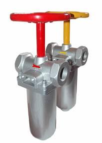 蓬莱吉腾DN40-1.5寸螺纹连接聚氨酯自清洗过滤器
