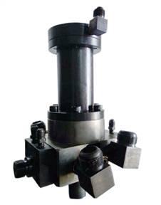聚氨酯设备专用高压直线混合头
