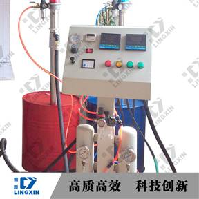 聚氨酯电动发泡机