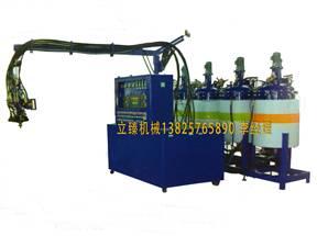聚氨酯高压发泡机 聚氨酯软泡硬泡设备 仿木发泡设备 软包皮雕