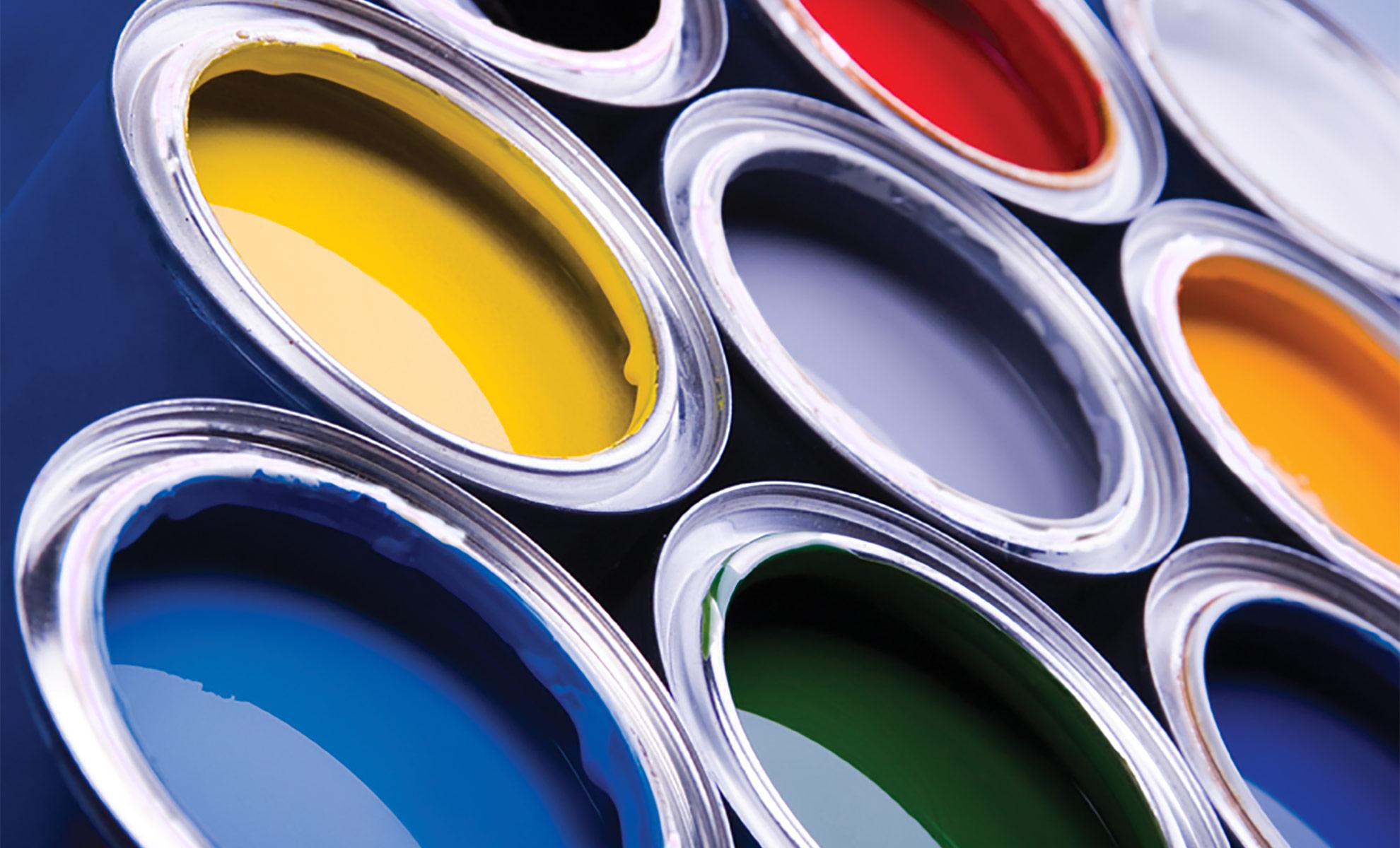 2018中國(上海)國際塗料博覽會暨第十九屆中國國際塗料展覽會