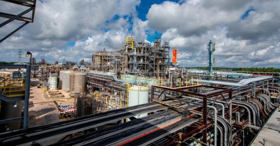 科思创将斥资15亿欧元在美国贝敦兴建世界级MDI工厂