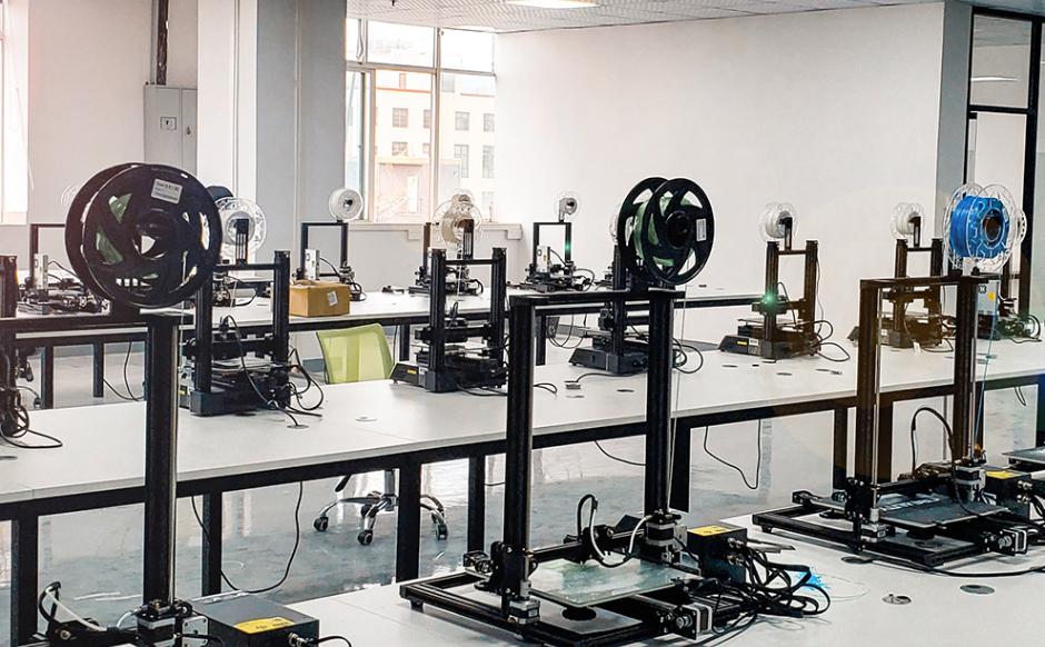 疫情下的3D打印技术:以巧取胜